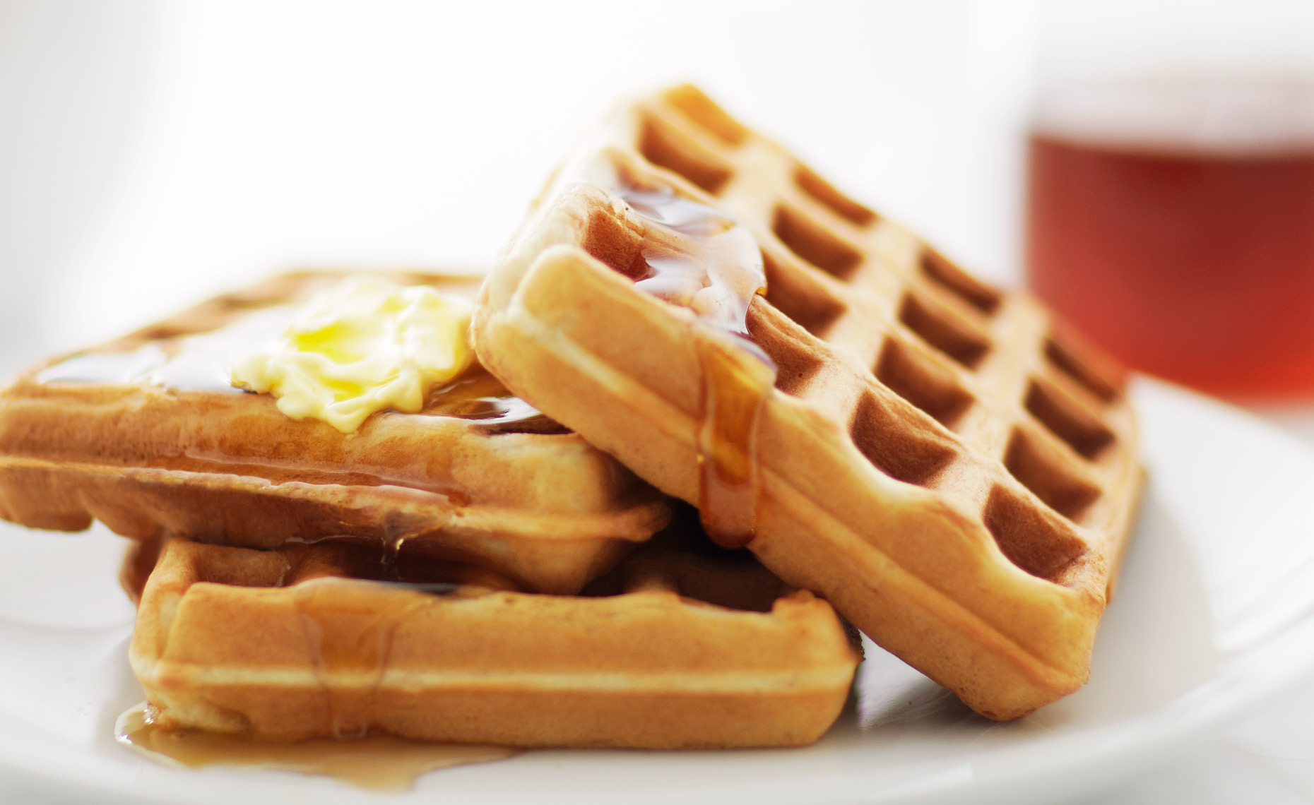 Andy-Post-Food-Photography-Waffle-with-Syrup